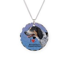 Bluetick Coonhound Necklace