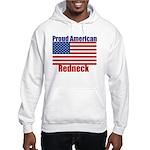 Proud American Redneck Hooded Sweatshirt
