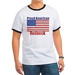 Proud American Redneck Ringer T