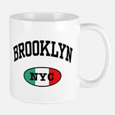 Italian Brooklyn NYC  Mug