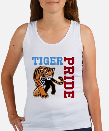 Tiger Pride Women's Tank Top