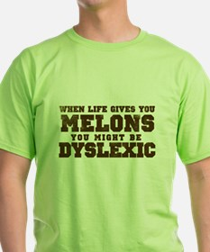 When Life Gives You Melons Yo T-Shirt