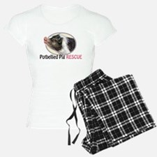 Potbellied Pig RESCUE Pajamas