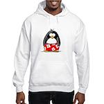 Swim Trunk Penguin Hooded Sweatshirt