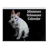 Schnauzer Calendars