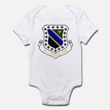 3rd Fighter Wing Infant Bodysuit