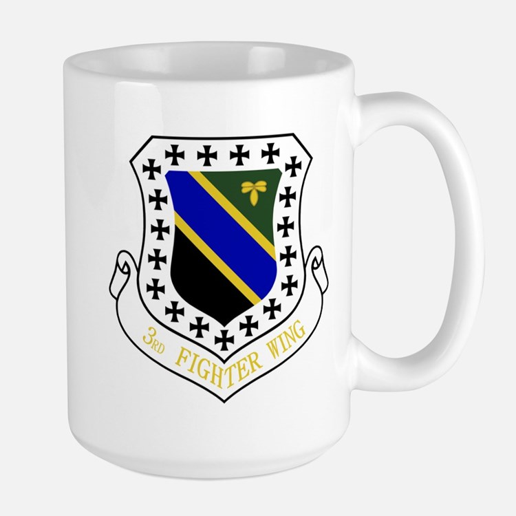 3rd Fighter Wing Large Mug