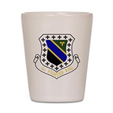 3rd Fighter Wing Shot Glass