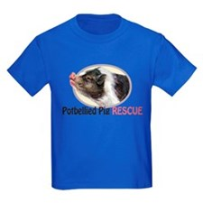 Potbellied Pig Rescue T