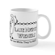 Late Night Wieners Mug