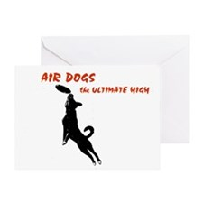air dogs 1 Greeting Card