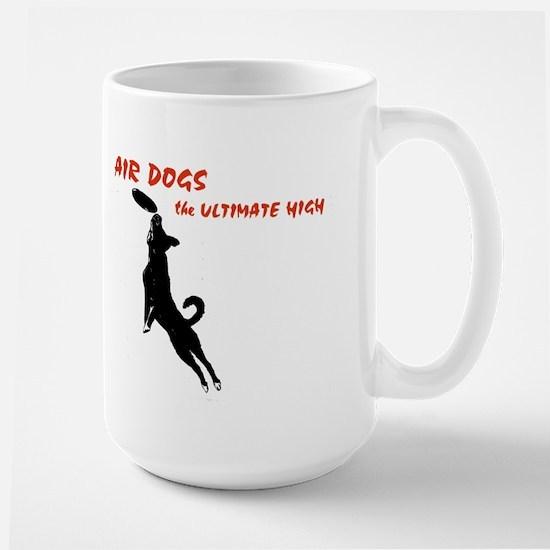 air dogs 1 Large Mug