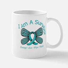 PCOS I'm A Survivor Mug