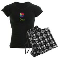 Dena Valentine Flower Pajamas