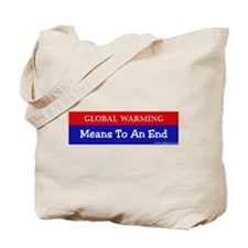 Means To An End Tote Bag