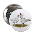 "Ixworth Chickens 2.25"" Button"