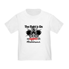 Fight is On Melanoma T