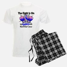 Fight Male Breast Cancer Pajamas