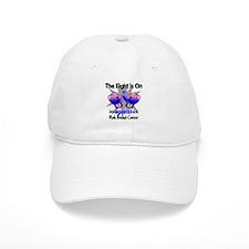 Fight Male Breast Cancer Baseball Baseball Cap