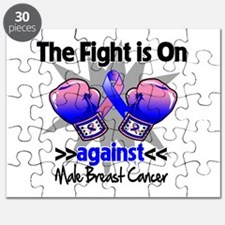Fight Male Breast Cancer Puzzle
