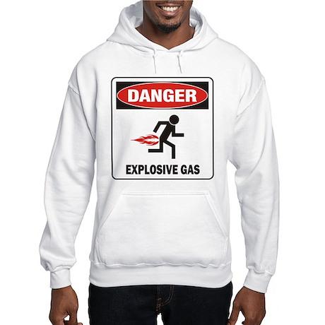 Explosive Hooded Sweatshirt