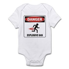 Explosive Infant Bodysuit