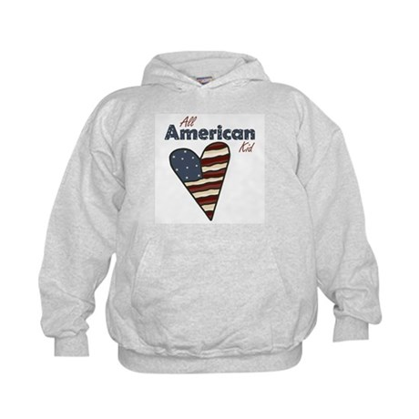 All American Kid Kids Hoodie