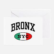 Italian Bronx NYC  Greeting Cards (Pk of 10)