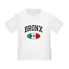 Italian Bronx NYC T