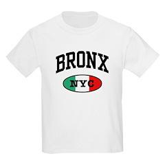 Italian Bronx NYC Kids T-Shirt