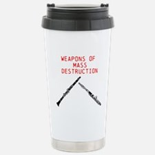 Mass Destruction Travel Mug