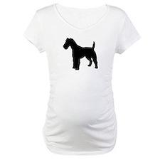 Fox Terrier Silhouette Shirt