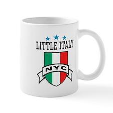 Little Italy NYC  Mug