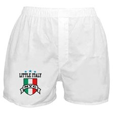 Little Italy NYC  Boxer Shorts