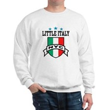 Little Italy NYC Sweatshirt