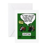 Lawyers in Love Greeting Cards (Pk of 10)