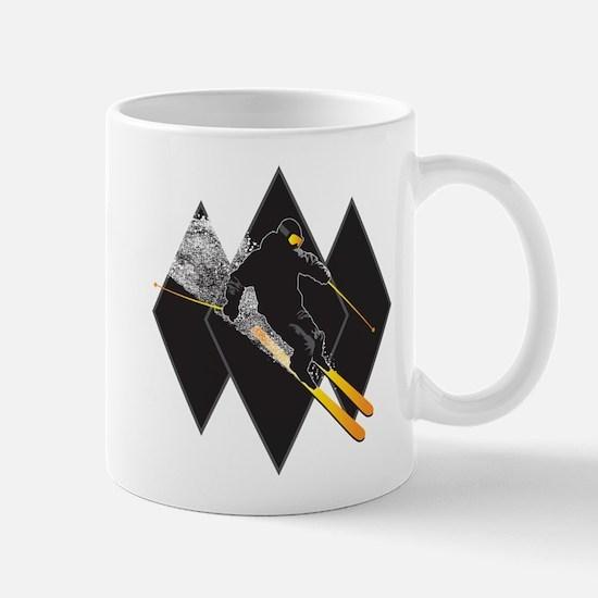 Black Diamond Dude Mug