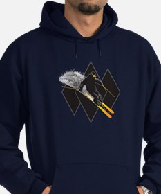 Black Diamond Dude Hoodie