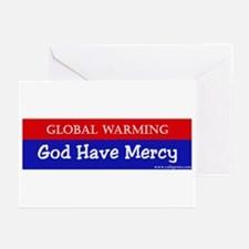 God Have Mercy Greeting Cards (Pk of 10)