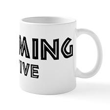Wyoming Native Mug