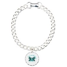 Ovarian Cancer I'm A Survivor Bracelet