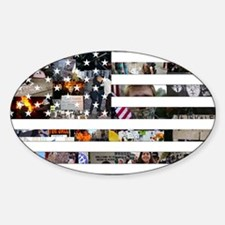 Occupy America Sticker (Oval)