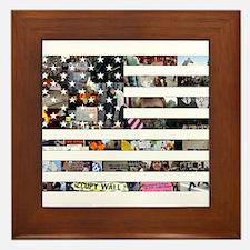 Occupy America Framed Tile