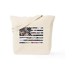 Occupy America Tote Bag