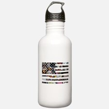 Occupy America Water Bottle