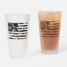 Occupy America Drinking Glass