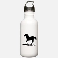 Gallopoing Horse Water Bottle