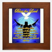 Reborn or Born Again Framed Tile