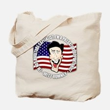Rpmney is Not a Vulture Capit Tote Bag