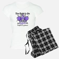 Fight Hodgkins Lymphoma pajamas